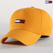 /achat-casquettes-de-baseball/tommy-hilfiger-jeans-casquette-flag-cap-5190-jaune-188768.html