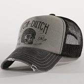 /achat-trucker/von-dutch-casquette-trucker-crew-gris-188779.html