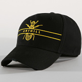 /achat-casquettes-de-baseball/anthill-casquette-logo-noir-jaune-189004.html