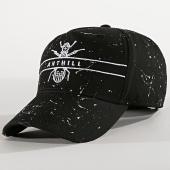/achat-casquettes-de-baseball/anthill-casquette-logo-splatter-noir-argente-189005.html