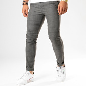 /achat-pantalons-carreaux/classic-series-pantalon-a-carreaux-m-3182-gris-anthracite-chine-189001.html