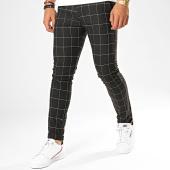/achat-pantalons-carreaux/classic-series-pantalon-a-carreaux-m-3182-noir-blanc-189047.html