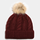 /achat-bonnets/deeluxe-bonnet-femme-praloup-bordeaux-188901.html