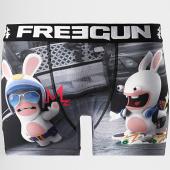 /achat-boxers/freegun-boxer-lapin-cretins-skate-gris-188929.html