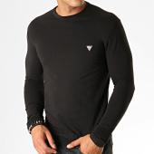 /achat-t-shirts-manches-longues/guess-tee-shirt-manches-longues-m94i34-j1300-noir-188873.html