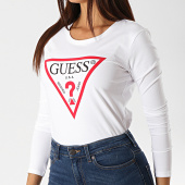 /achat-t-shirts-manches-longues/guess-tee-shirt-manches-longues-femme-o94i09-j1311-blanc-188964.html