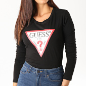 /achat-t-shirts-manches-longues/guess-tee-shirt-manches-longues-femme-o94i09-j1311-noir-188966.html