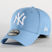 /achat-casquettes-de-baseball/new-era-casquette-9forty-league-essential-new-york-yankees-bleu-ciel-189037.html
