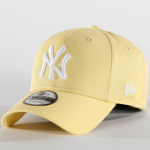 /achat-casquettes-de-baseball/new-era-casquette-9forty-league-essential-new-york-yankees-jaune-189045.html