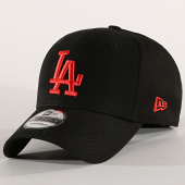 /achat-casquettes-de-baseball/new-era-casquette-9forty-league-essential-los-angeles-dodgers-noir-189046.html