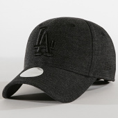 /achat-casquettes-de-baseball/new-era-casquette-femme-9forty-essential-jersey-12040161-los-angeles-dodgers-gris-anthracite-chine-189105.html