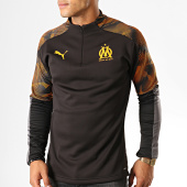 /achat-sweats-col-zippe/puma-sweat-col-zippe-om-training-755843-noir-188980.html