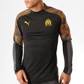 /achat-t-shirts-manches-longues/puma-maillot-de-foot-manches-longues-om-training-755831-noir-188991.html