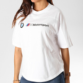 /achat-t-shirts/puma-tee-shirt-femme-bmw-motorsport-logo-595724-blanc-188996.html