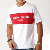 /achat-t-shirts/sergio-tacchini-tee-shirt-daniken-38363-blanc-rouge-189078.html