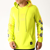 /achat-sweats-capuche/sixth-june-sweat-capuche-3858vsw-vert-fluo-189177.html