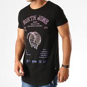 /achat-t-shirts-longs-oversize/sixth-june-tee-shirt-oversize-3857vts-noir-chine-189184.html