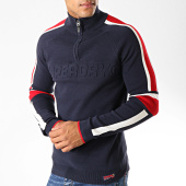 /achat-pulls/superdry-pull-col-zippe-a-bandes-downhill-embossed-henley-m6100007a-bleu-marine-rouge-blanc-189071.html