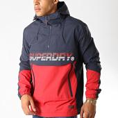 /achat-vestes/superdry-veste-zippee-capuche-core-overhead-cagoule-m5000018a-bleu-marine-rouge-blanc-189115.html