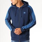 /achat-sweats-zippes-capuche/adidas-sweat-zippe-capuche-3-stripes-ek0259-bleu-marine-bleu-roi-189287.html