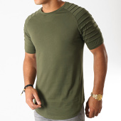 /achat-t-shirts-longs-oversize/lbo-tee-shirt-oversize-707-vert-khaki-189328.html