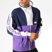 /achat-coupe-vent/new-balance-coupe-vent-colorblock-athletic-692240-60-bleu-marine-violet-blanc-189190.html