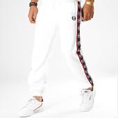 /achat-pantalons-joggings/sergio-tacchini-pantalon-jogging-a-bandes-dekle-blanc-189281.html