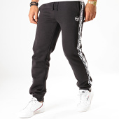 /achat-pantalons-joggings/sergio-tacchini-pantalon-jogging-a-bandes-dekle-noir-189282.html