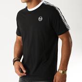 /achat-t-shirts/sergio-tacchini-tee-shirt-a-bandes-dahoma-38315-noir-blanc-189311.html