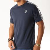 /achat-t-shirts/sergio-tacchini-tee-shirt-a-bandes-dahoma-38315-bleu-marine-blanc-189312.html