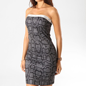 /achat-robes/sixth-june-robe-bustier-femme-serpent-3901vdr-gris-noir-189203.html