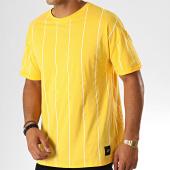 /achat-t-shirts/sixth-june-tee-shirt-a-rayures-3035vts-jaune-moutarde-blanc-189225.html