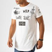 /achat-t-shirts-longs-oversize/sixth-june-tee-shirt-oversize-3853cts-blanc-noir-189226.html
