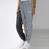 /achat-pantalons-joggings/sixth-june-pantalon-jogging-femme-reflechissant-4012cpa-gris-fonce-189252.html