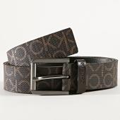 /achat-ceintures/calvin-klein-ceinture-seasonal-mono-4951-marron-189469.html