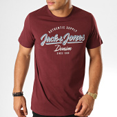 /achat-t-shirts/jack-and-jones-tee-shirt-logo-bordeaux-189379.html