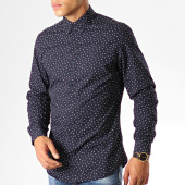 /achat-chemises-manches-longues/jack-and-jones-chemise-manches-longues-print-bleu-marine-189397.html
