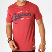 /achat-t-shirts/jack-and-jones-tee-shirt-upton-rouge-brique-189403.html