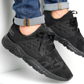 /achat-baskets-basses/kappa-baskets-san-antonio-304igy0-black-grey-189415.html