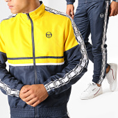 /achat-ensembles-survetement/sergio-tacchini-ensemble-de-survetement-a-bandes-doral-bleu-marine-jaune-189333.html