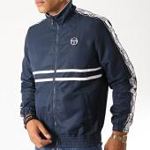 /achat-vestes/sergio-tacchini-veste-zippee-a-bandes-doral-38409-bleu-marine-blanc-189360.html