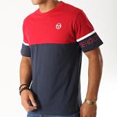 /achat-t-shirts/sergio-tacchini-tee-shirt-dwight-38322-bleu-marine-rouge-blanc-189447.html