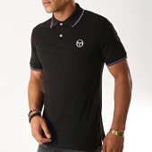 /achat-polos-manches-courtes/sergio-tacchini-polo-manches-courtes-sergio-017-37387-noir-violet-blanc-189448.html