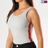 /achat-debardeurs/tommy-hilfiger-jeans-body-femme-a-bandes-1600-gris-chine-rouge-189353.html