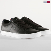 /achat-baskets-basses/tommy-hilfiger-baskets-essential-leather-collar-vulcan-2577-black-189402.html