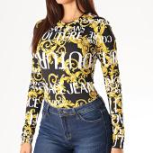 /achat-t-shirts-manches-longues/versace-jeans-couture-body-femme-renaissance-d4hua658-s0537-noir-jaune-blanc-189444.html
