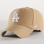 /achat-casquettes-de-baseball/47-brand-casquette-los-angeles-dodgers-mvp-mvp12wbv-ecru-189527.html