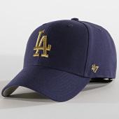 /achat-casquettes-de-baseball/47-brand-casquette-los-angeles-dodgers-mvp-mtlcs12wbp-bleu-marine-189542.html