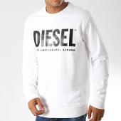 /achat-sweats-col-rond-crewneck/diesel-sweat-crewneck-division-logo-00swfh-0bawt-blanc-189615.html