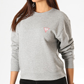 /achat-sweats-col-rond-crewneck/guess-sweat-crewneck-femme-w94q29-k8rs0-gris-chine-189511.html